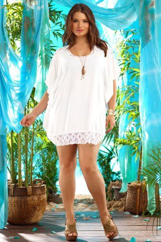 Dress cover ups plus size