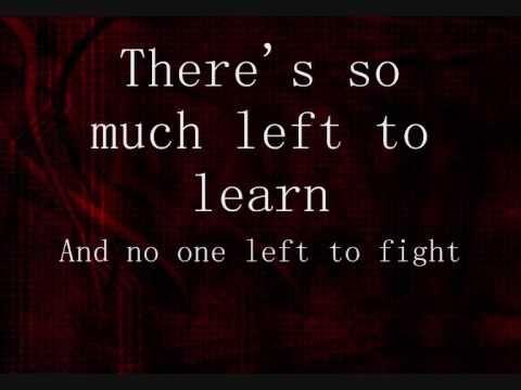 Seether (Featuring Amy Lee) - Broken (Lyrics)
