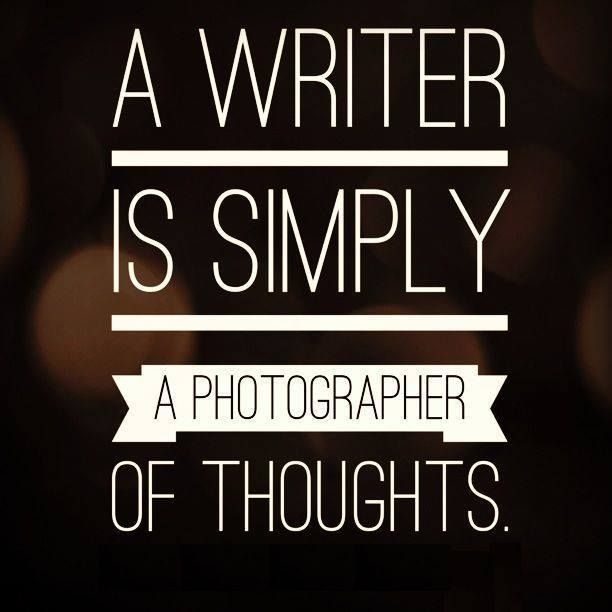 photographer of thoughts