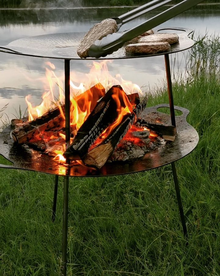 Petromax fire pot tables