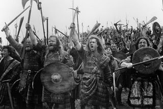 Braveheart - William Wallace's last stand