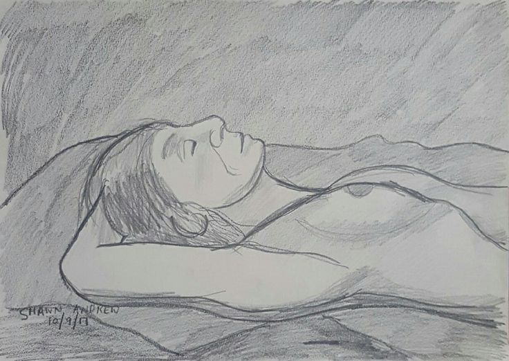 Figure drawing at Newtown, Sydney, Australia - Lead pencil drawing on paper - 10/9/17 - #ShawnAndrewArtist  #Art  #Drawing  #ShawnAndrew_Artist