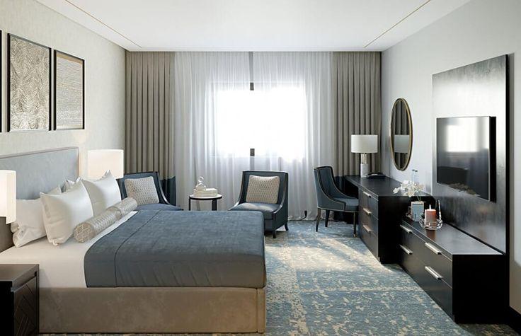 iris boutique hotel design  interior design  riyadh