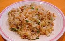 About Japanese Cooking: Salmon Fried Rice