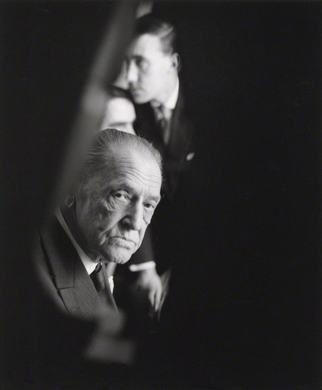 Somerset Maugham (1874-1965) - British playwright, novelist and short story writer. Photo Cecil Beaton