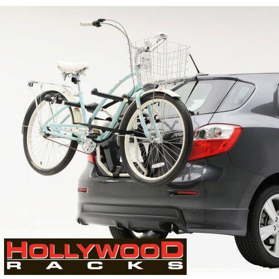 Hollywood Racks Gordo 2 Bike Trunk Mount Rack Designed For Use With Beach Cru