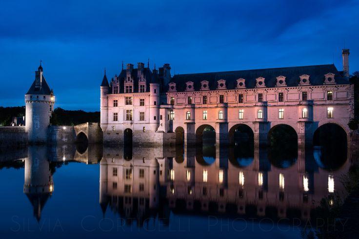 [4/52] Castello di Chenonceau (Valle della Loira, Francia)