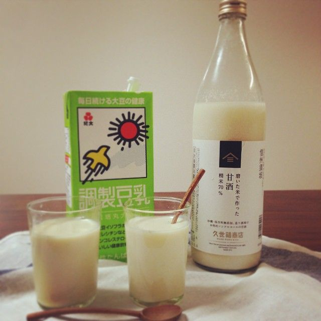 永作博美さんも愛飲!「甘酒豆乳」で美肌・風邪予防・痩せ体質♡ - Locari(ロカリ)