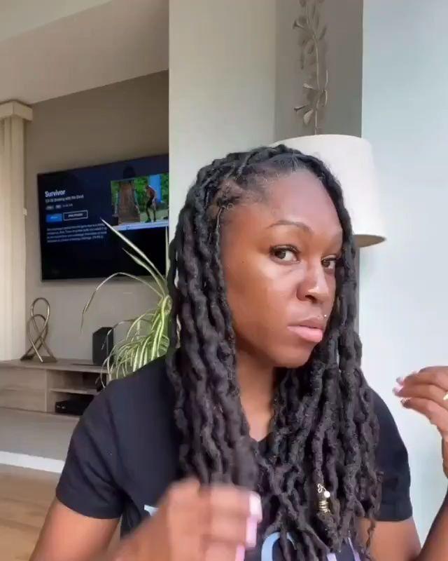 Iyanla Hairstyles Natural Hair Styles Short Locs Hairstyles Dreadlock Hairstyles
