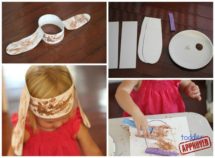 Toddler Approved!: 2 Simple Dog Crafts Inspired by RRRALPH {Lois Ehlert Virtual Book Club Blog Hop}
