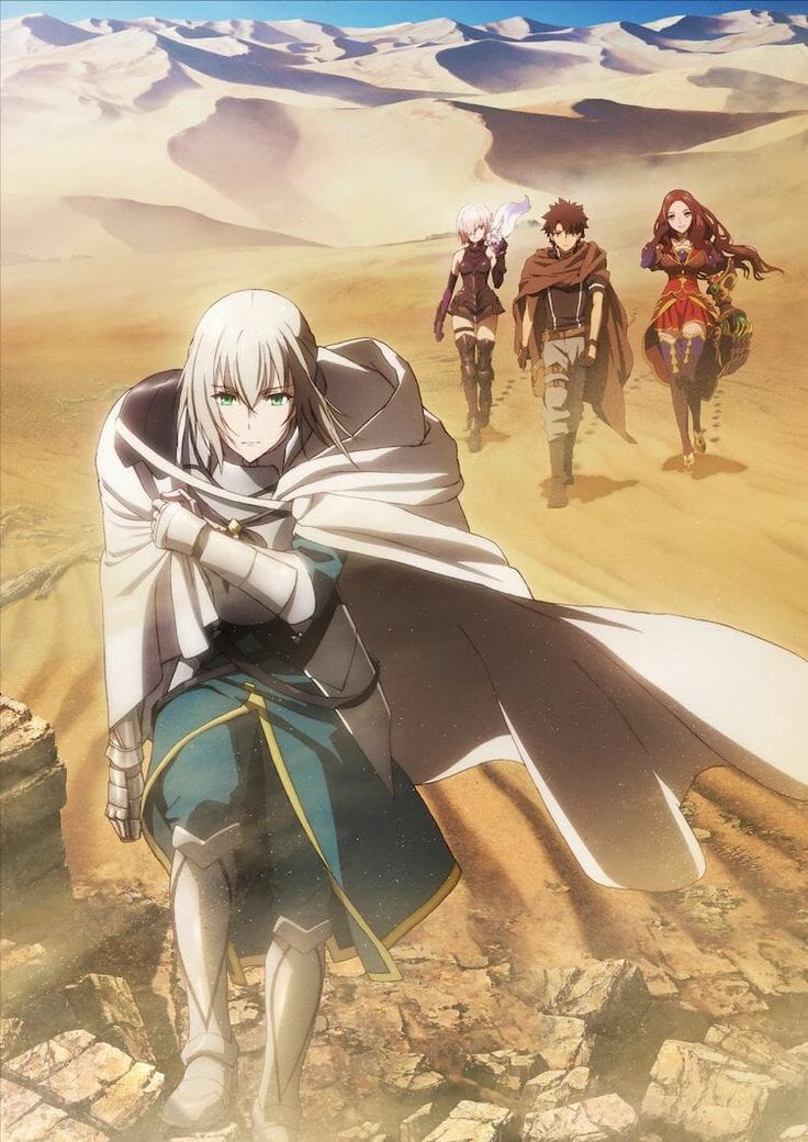 Fate/Grand Order Camelot Movie Previews Bedivere In New