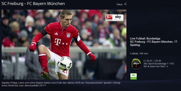 News-Tipp: Bayern gegen Freiburg im Livestream: Endlich wieder Fußball-Bundesliga - http://ift.tt/2jJQpzs #nachrichten