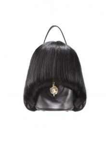 Wig Bag   NOT JUST A LABEL