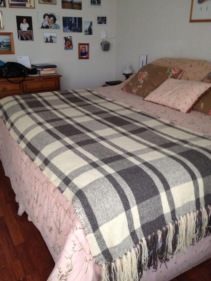 Natural wool, design, loom, ashford, original