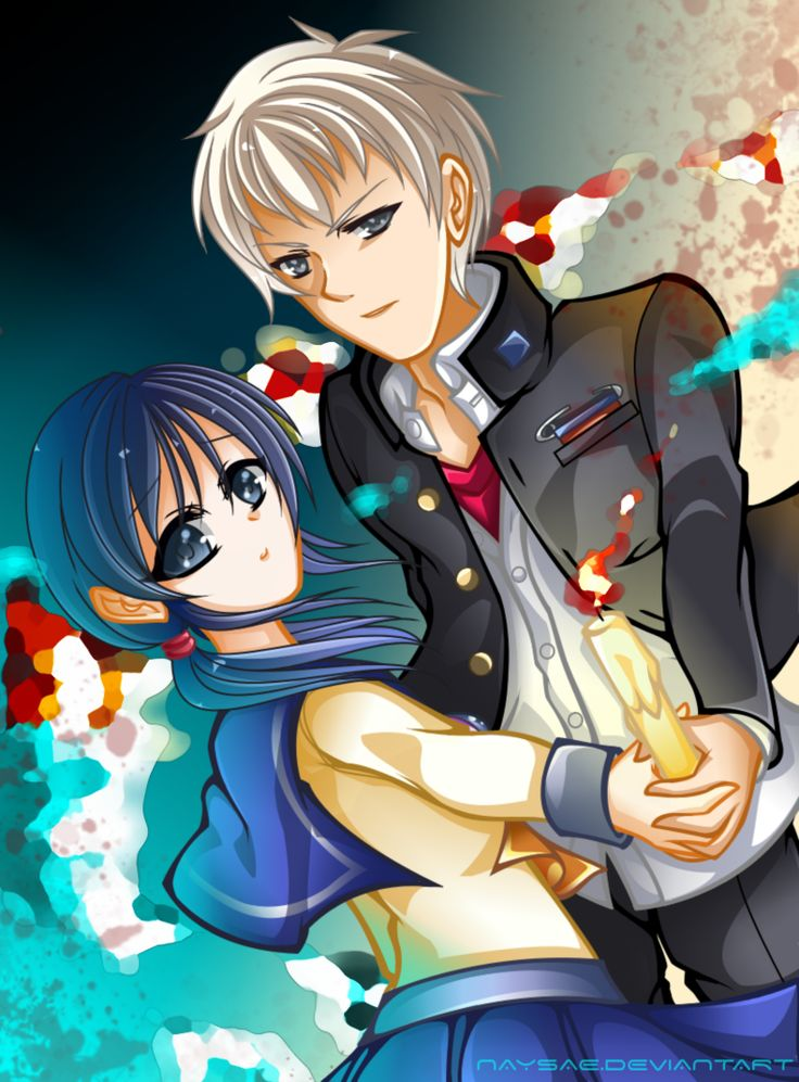 fire with fire by Naysae on DeviantArt Corpse party