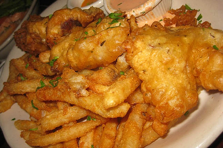 35 best images about fish seafood on pinterest for Best beer battered fish