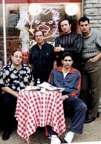 The Sopranos (1999–2007)