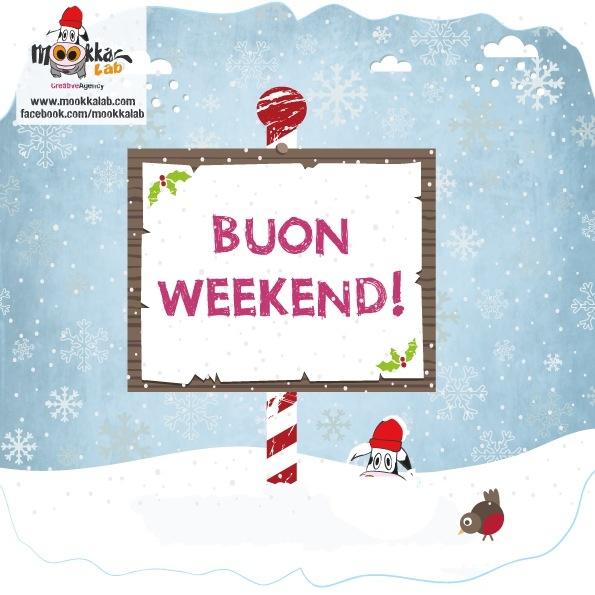 Buon week end a tutti!! www.facebook.com/mookkalab