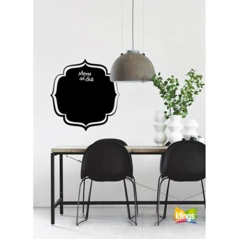 Vinilos Decorativos Pizarron Menu Cocina/bar WALL STICKER DECOR