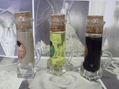 Orujo vaso chupito Ref.00123 - Etiquetas GRATIS
