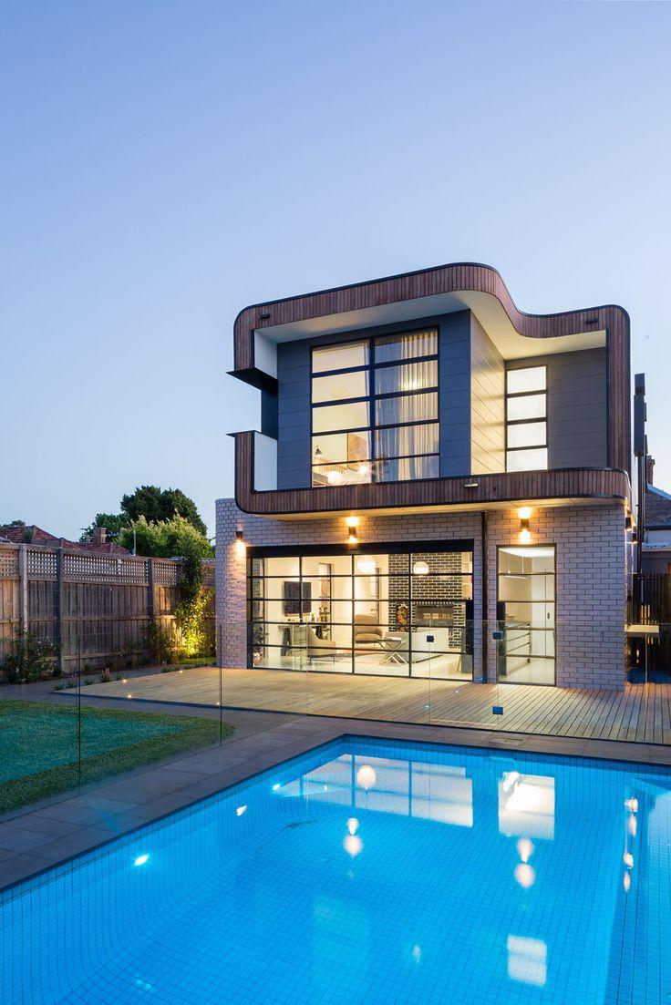 Brighton House by Jost Architects - Australia