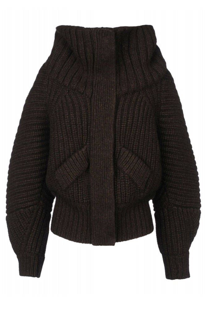 Chunky Knits - Ten Best Sweaters - Harper's BAZAAR