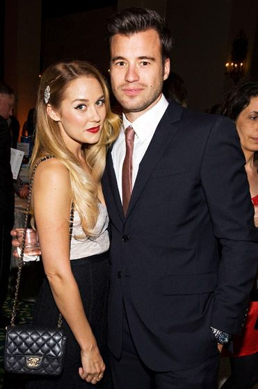 The Hills star Lauren Conrad with beau William Tell