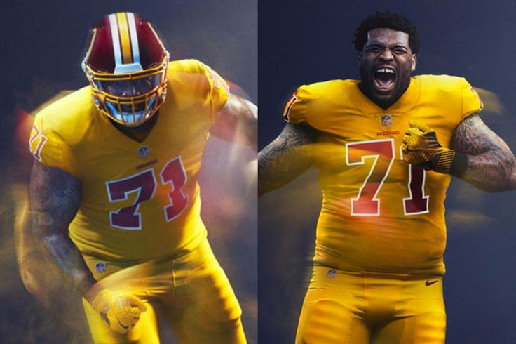 Washington won't wear its Color Rush uniforms on 'Thursday Night Football'