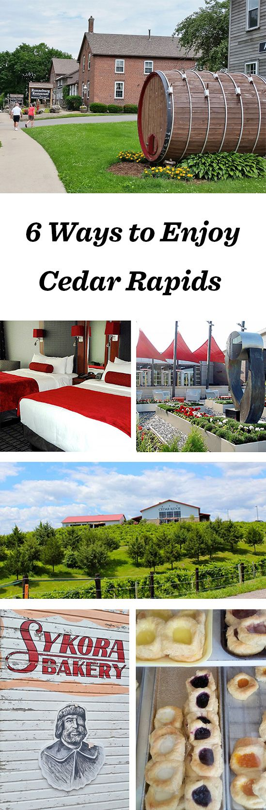 If you're in Cedar Rapids, get ready for cultural immersion! From Czech Village to the outlying Amana Colonies—with plenty of food, drink and market stops along the way—the second-largest city in Iowa is an eye-opening, mouth-watering destination. Story: http://www.midwestliving.com/blog/travel/6-ways-to-enjoy-cedar-rapids-iowa