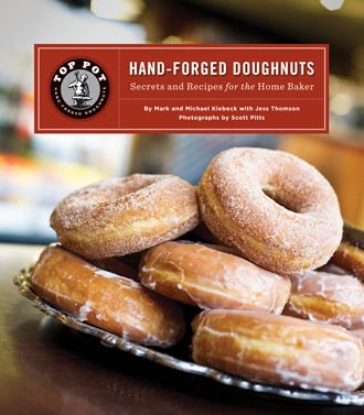 To get somedayFor The Home, Hands Forge Doughnuts, Tops Pots, Cookbooks, Doughnuts Recipe, Pots Hands Forge, Bakers, Handforged Doughnuts, Recipe Book