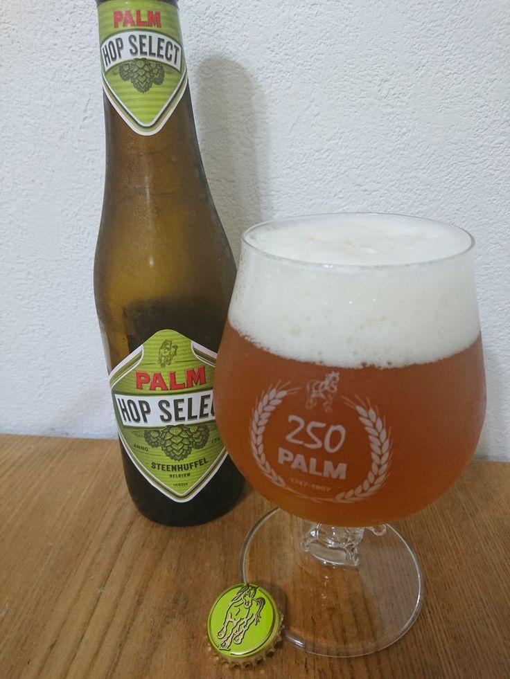 Palm Hop Select Palm Hop Select Alc.52%Vol. e33cl Brouwerij Palm Steenhuffeldorp 3 B-1840 Steenhuffel www.palm.be