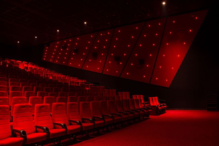 PVR Cinemas Phoenix MarketCity Pune Cinema Design
