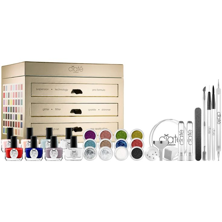 Ciaté Nail Lab #Sephora #gifts #giftsforher