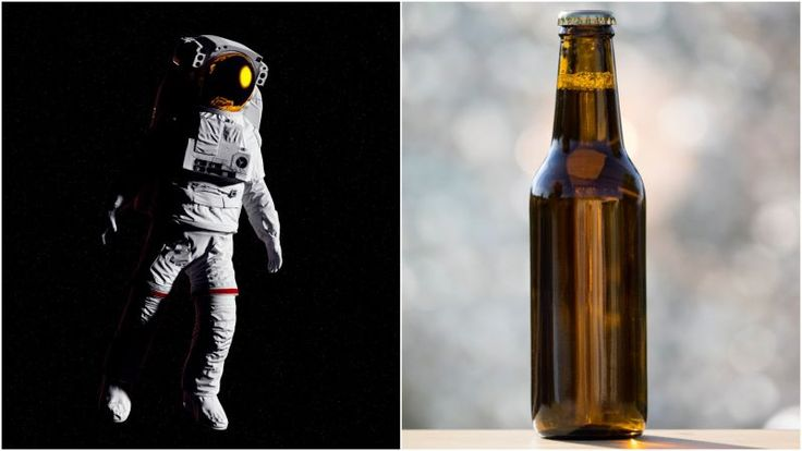 Good news for astronauts brewery working on a space