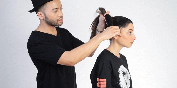 Hailey Baldwin's hair pro breaks it down.