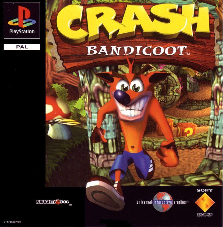 Crash Bandicoot - PS1