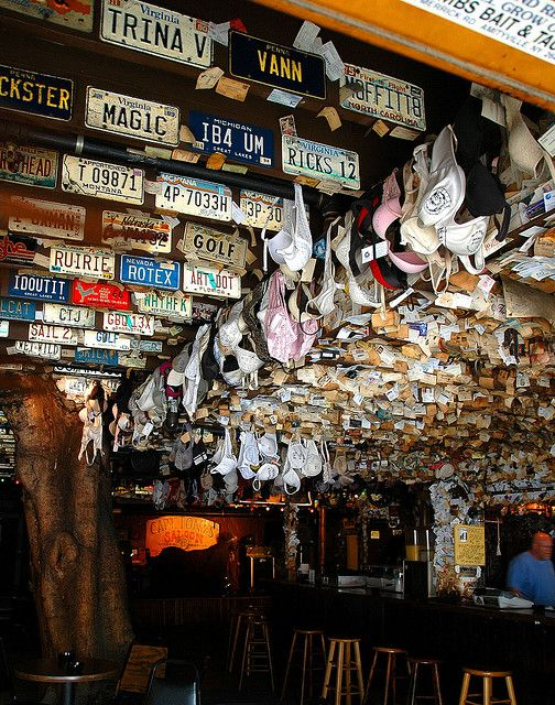 Captain Tony's Saloon, Key West, Florida