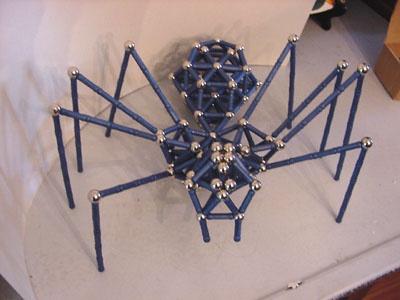 geomag spider!