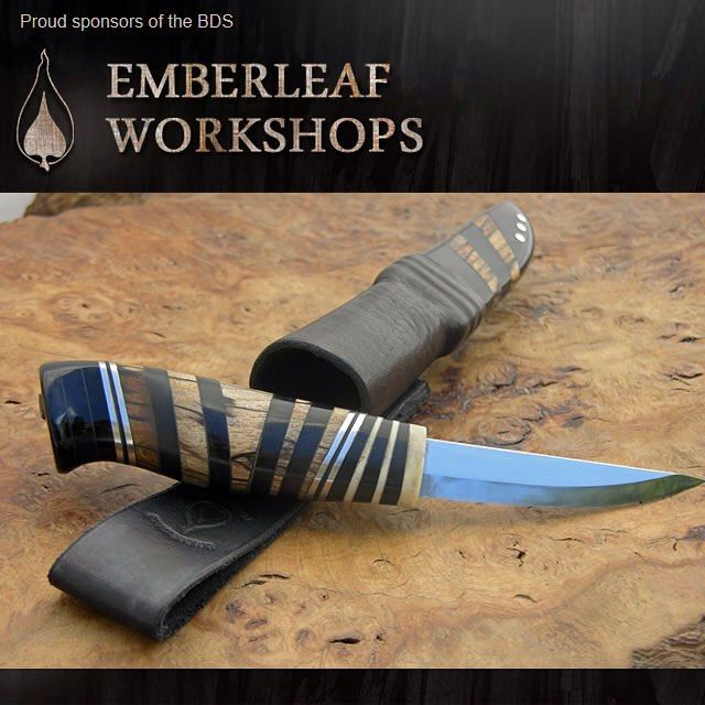 Emberleaf Workshops has been committed to making the finest contemporary handmade knives and hairdressing scissors possible and providing a high quality professional tool sharpening service in the Sussex and Hampshire area. #emberleafworkshops #britishshootingshow #knives #hunting #hunter #hunt #shooting #shooters #shoot #handcrafted #leather #sharpening #knife
