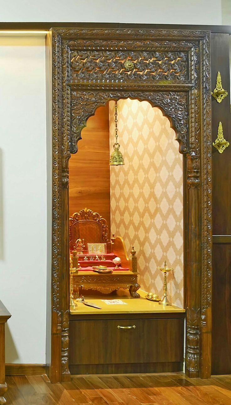 10 best puja area images on Pinterest | Puja room, Hindus and ...