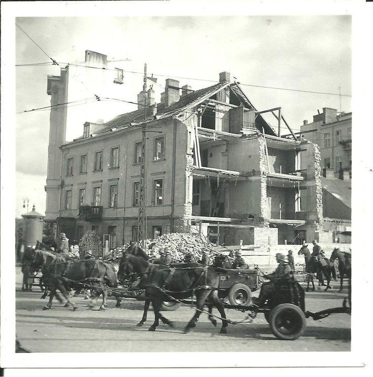 Niesamowite zdjęcia Warszawy zrobione przez nieznanego Niemca (Zdjęcia)3