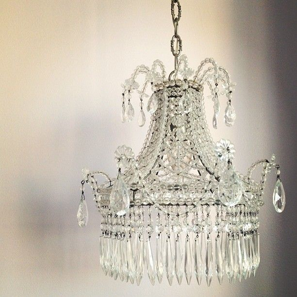 1927 best Beautiful Chandeliers images on Pinterest   Crystal ...