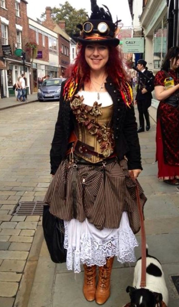 Steampunk Fashion: 342 Best Images About Steampunk On Pinterest