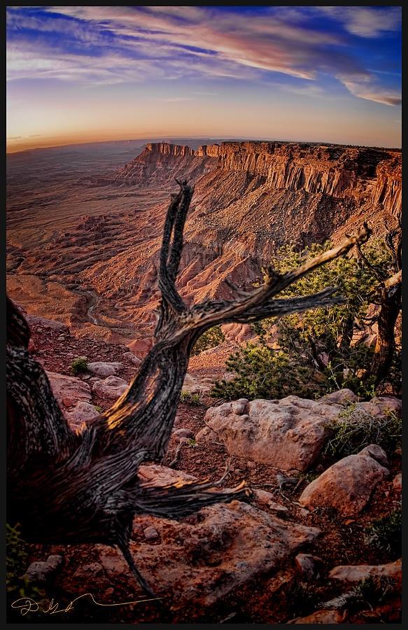 Canyonland Rim cool!
