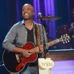 Learn Darius Rucker's 'Wagon Wheel' Line Dance here (video and steps described):http://wgna.com/darius-ruckers-wagon-wheel-line-dance/