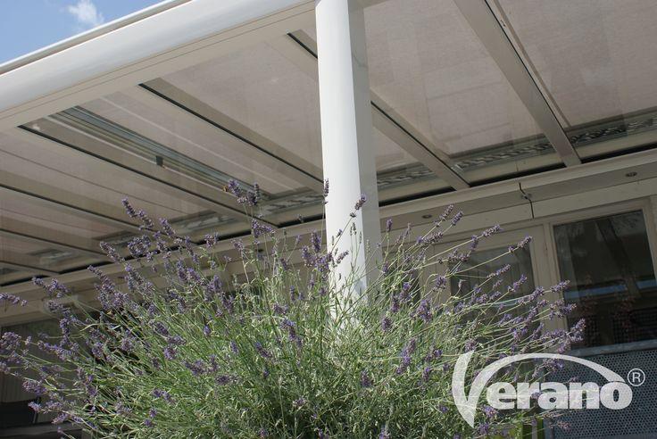 Een #terrasoverkapping van Verano® is een verrijking van uw woonomgeving. Geniet vanaf de eerste zonnestraal in het vroege voorjaar tot ver in het najaar van het buiten zijn! #Verano #veranda