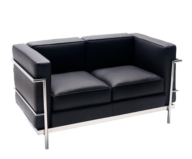 25 best ideas about sof s de cuero negros en pinterest - Sofa cuero negro ...