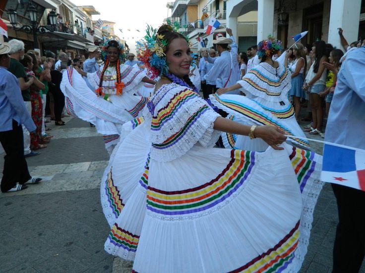 52ο Διεθνές Φεστιβάλ Φολκλόρ. (17-24/08/2014). Raices Panamenas. Panama.