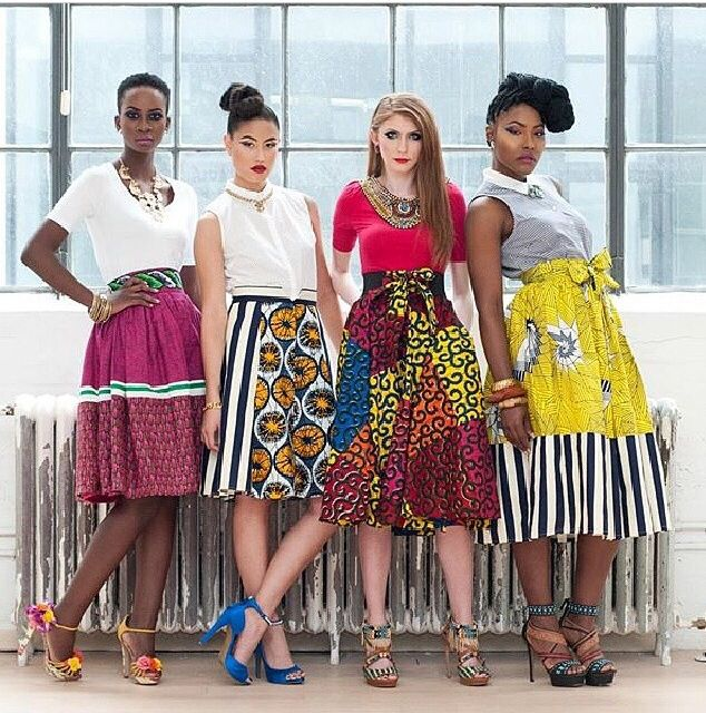 Catherine Addai's new Spring Summer 2014 Kaela Kay collection