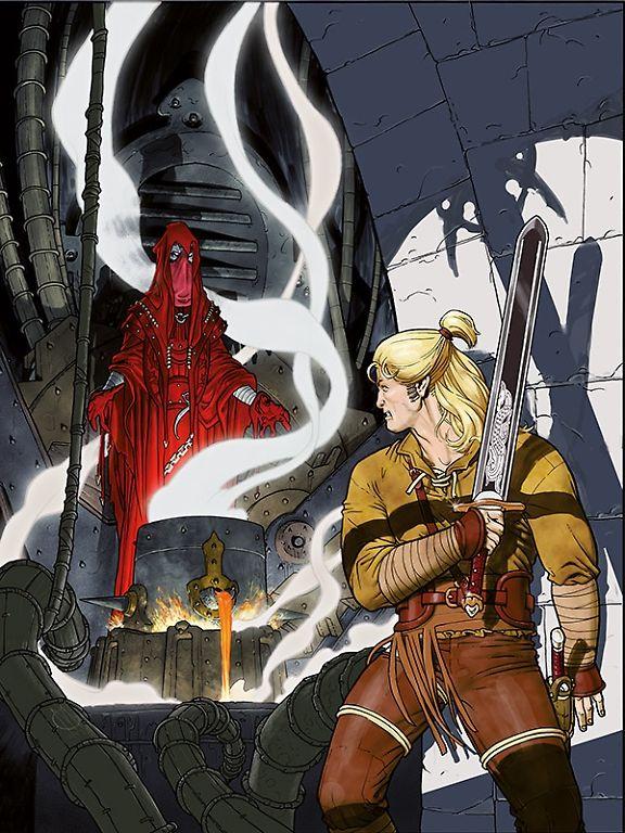 Dragonero 2 - il segreto degli alchimisti